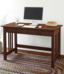 style office furniture mission style white oak office furniture craftsman home office part 37