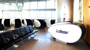 office sleep pods. GoSleep Pods At Helsinki Airport Provide A Sweet Place To Snooze. Office Sleep T
