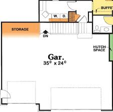 I Like The Foyerstudyopen Concept Great Room And Kitchen Portion Floor Plans With Stairs