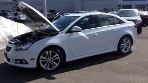 New 2014 Chevrolet Cruze 2LT Walkaround | 140555 - YouTube