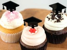 Graduation Cupcakes Decorating Ideas Cake Awesome Cupcake Toppers