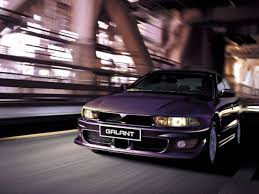 A mitsubishi Galant wallpaper. Such an underated car