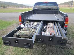 How to Install a Truck Bed Storage System | Future car | Truck bed ...