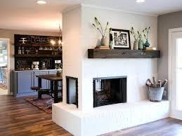 ... Floating Mantel Shelf Fireplace Hearth Shelves ...