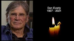 Don everly was a member of the musical group the everly brothers. Ldothxpjol3xsm