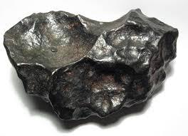 meteorite slag hematite