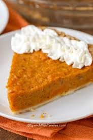 sweet potato pie slice.  Sweet A Slice Of Sweet Potato Pie Served On A White Plate And Garnished With  Whipped Cream Throughout Sweet Potato Pie Slice