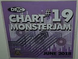 Dmc Chart Monsterjam Volume 19 June 2018 Brand New Cd Dj