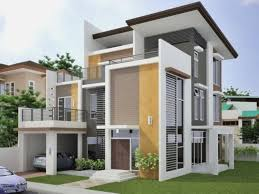 Modern Exterior House Colours Options