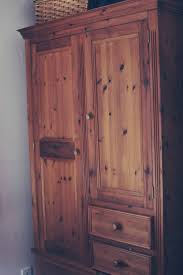 Pine Effect Bedroom Furniture 17 Best Ideas About Pine Wardrobe On Pinterest Painting Pine