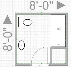 bathroom design layout ideas. Fanciful 5 7 X 8 Bathroom Designs Layout Ideas Design N