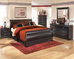 Delightful B128 Huey Vineyard 6pc Bedroom Set