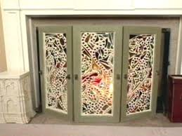 diy fireplace screen. Diy Fireplace Screen Love This Mosaic But Would Paint The Border Pearl White