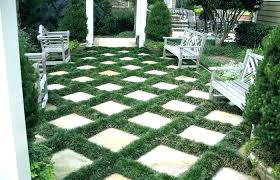 home depot outdoor concrete grass plastic patio and backyard medium size pavers cleaning
