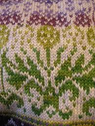 Thistle Knitting Chart Thistle Pattern By Mary Scott Huff