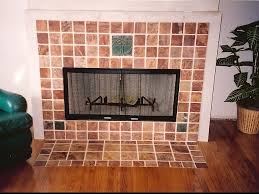 Decorative Hearth Tiles San Diego Tile Fireplace Photos Custom Masonry and Fireplace 33