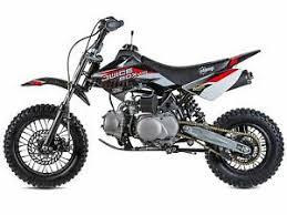 stomp juicebox 3 motocross pit bike semi auto 110cc perfect
