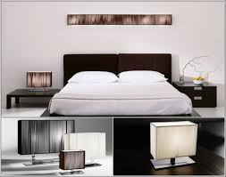 Nightstand Lamps Bedroom Side Table Lamps For Bedroom Different Styles Lighting And
