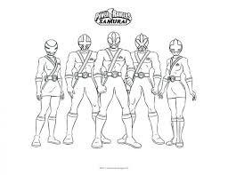 Ninja Storm Power Rangers Coloring Pages Steel Free Super Ranger