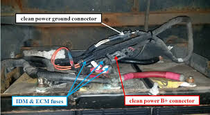 the toolbox the diesel and truck mechanic forum international Fuse Box Wiring Diagram Eaton ihc 4300 clean power battery box connections fuse box wiring diagram on a 86 d100