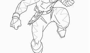 Dino Power Ranger Coloring Pages Power Rangers Coloring Pages Kids
