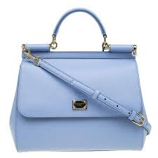 baby blue leather miss sicily top handle bag nextprev prevnext