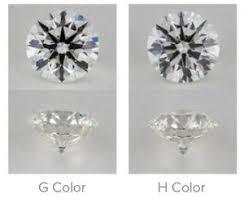 G Color Vs H Color Diamonds Is H Good Enough Selecting