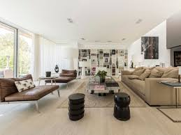 Paint For Living Room With High Ceilings Floor To Ceiling Windows The Identity Of Modern Home Design