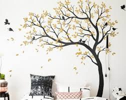 tree decal nursery wall decals