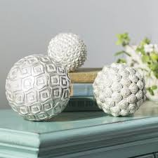 Orb Decorative Ball Decorative Orbs Balls Wayfair 14