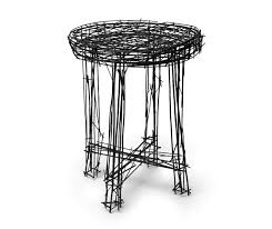 wire furniture. Jinil Park Materializes Drawing Furniture Series Using Wire G