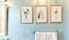wall arts wall art for the bathroom decor with nice photography metal