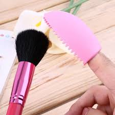 2019 new makeup brush cleaner fashion women egg cleaning glove makeup washing brush scrubber board cosmetic new h028 from mcaffee 67 84 dhgate