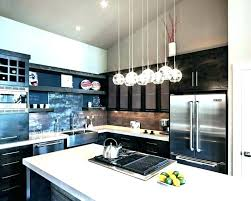 hanging lighting fixtures for kitchen pendant light over island how high to hang lights above