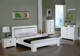 Shine White Gloss Bedroom