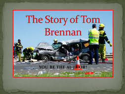 story of tom brennan by tperr teaching resources tes  1athe story of tom brennan you be the author ppt