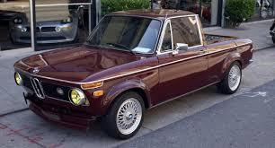 1971 BMW 1600 Pickup Truck, Anyone? - autoevolution
