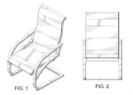 chair design drawing. Design Patents Images Chair Drawing I
