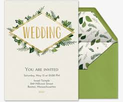 Free Online Invitation Maker Email Free Online Wedding Invitations Evite