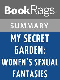 my secret garden women s ual by nancy friday l summary study guide ebook by bookrags 1230000205745 rakuten kobo