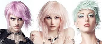 Pastelové Barvy Na Vlasy V Nových Mladistvých účesech Vlasy A účesy