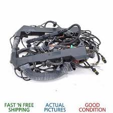 2002 2005 bmw 745li e65 engine wire wiring harness oem image is loading 2002 2005 bmw 745li e65 engine wire wiring