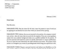Cover Letter Bold Words