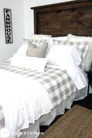 small size of red gingham check duvet cover red gingham cot duvet cover farmhouse tan gingham