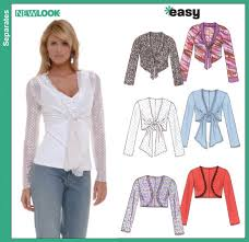 Bolero Jacket Pattern Gorgeous New Look 48 48s Dress And Jacket