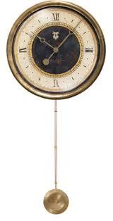 caffe venezia black long pendulum wall