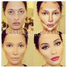 face contouring tutorial make up