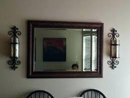 mirror sconces wall decor sconces wall decor ideas mirror and sconces a decor wall decor ideas