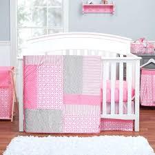 pink and gray crib bedding medium size of grey safari crib bedding pink fl blanket elephant