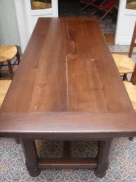 Acheter Table De Ferme Occasion
